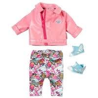<b>Zapf Creation</b> Одежда для скутериста для куклы Baby Born 825259