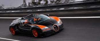 A launch control system taken from f1; Bugatti Veyron Technology