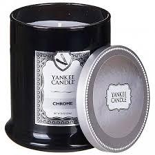 Yankee Candle <b>Barbershop Chrome</b> - <b>Ароматическая свеча</b> в ...