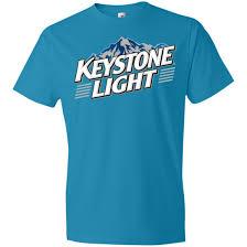 Keystone Light Sweatshirt Keystone Light Beer Anvil Lightweight T Shirt Day T