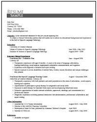 40 Elegant Entry Level Cota Resume Examples Interesting Cota Resume