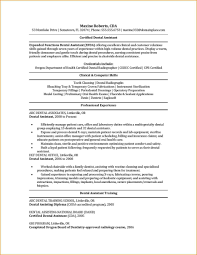 Resume Templates Pediatric Dentist Example Transform Resumes Withl