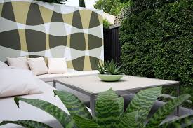 Small Picture Inspiring Courtyard Garden Design in Contemporary Garden Style
