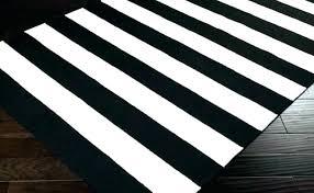 black and white zigzag rug black and white striped area rug black white rug runner black