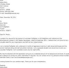 Volunteer Cover Letter Samples Cover Letter For Volunteering Barca Fontanacountryinn Com