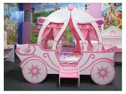 Girls - Princess Carriage Bed