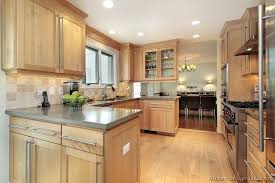 light oak kitchen cabinets attractive luxury new kitchen color ideas with light wood cabinets model on