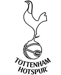 Tottenham hotspur logo stock photos and images. Tottenham Hotspur Logo Coloring Page Crest Topcoloringpages Net