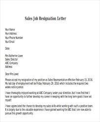 31+ Resignation Letter Format - Pdf, Doc, Ipage | Free & Premium ...