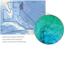 C Map Reveal Florida Bahamas