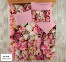 3d rose bedding sets