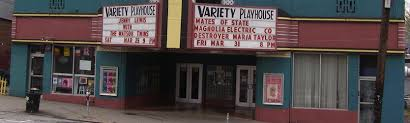 Variety Playhouse Tickets And Seating Chart