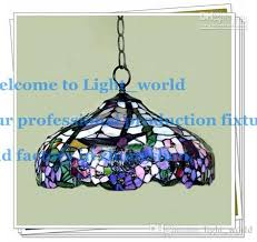 tiffany style elegant stained glass pendant light dragonfly pattern dining room chandeliers 1020 modern