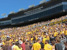 University Of Wyoming Football Stadium Seating Chart Join Your Wyoming Cowboys For The Inaugural Stripe Out Game