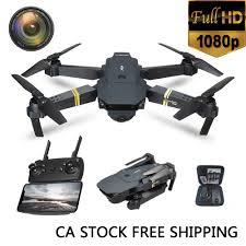 MÁY BAY QUAY PHIM TẦM NHÌN XA TỐT NHÂT 2020) Hỗ Trợ Kết Nối Wifi , Máy Bay  Flycam JY 019HW (Eachine E58)- Camera 2.0 HD, Video720p Truyền Trực Tiếp,  Góc