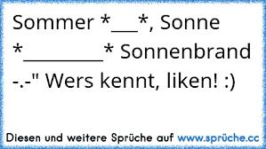 Zuerst Posten Alle Jaaa Sommer Sonne Wie Geildanach Scheiss