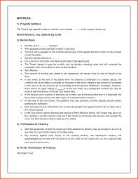 Sample Tenancy Agreement Compatible Photoshots Landlord Tenant Form ...