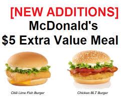 mcdonalds chili cheese burger
