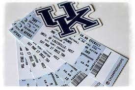 Kentucky Basketball Seating Chart Uk Basketball Tickets Basketball Tickets Lifetime