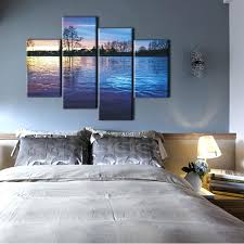 large vertical wall art horizontal wall art panel nature scenery canvas prints picture modern bedroom wall on large horizontal canvas wall art with large vertical wall art hiremail fo