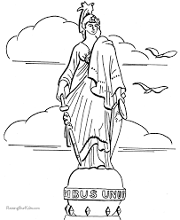 Small Picture Washington Monument coloring picture 023