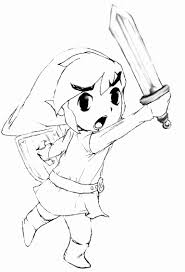 toon link coloring pages.  Coloring Toon Link Coloring Pages 29 With And E
