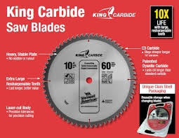 circular saw blade comparison product listing