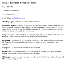 research essay proposal template sample research proposal  research essay proposal template proposal research paper college homework help and online tutoring