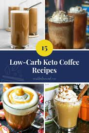 Using unsweetened almond milk instead of any type of cow's milk also reduces the carbs by removing the lactose sugar. Best Low Carb Keto Coffee Recipes That Are Easy And Delicious
