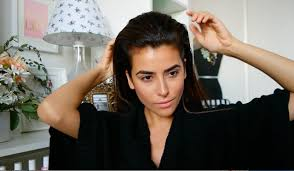 Wet Look Hair Style sleek wet look hair tutorial easy youtube 5686 by stevesalt.us