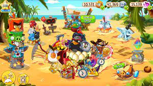 Happy Birthday Angry Birds Epic! Birthday Event is now live : angrybirds