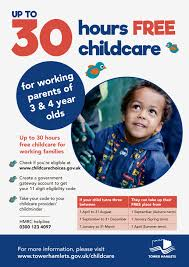 Free Childcare Advertising Early Learning And Childcare Funding