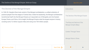 the decline of the mongol empire write an essay assignment  the decline of the mongol empire write an essay assignment