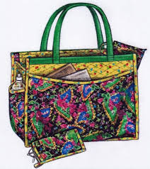 308 best Quilting - Bags and Purses images on Pinterest ... & The Quilted Carryall, another bag pattern...imagine that :) Adamdwight.com