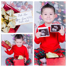 Christmas Birth Announcement Ideas 27 Christmas Baby Announcement Ideas