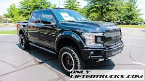 2018 Ford F150 Shelby Supercharged 755HP Lifted Truck For Sale in ...