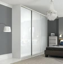 glass door cupboard designs glass door wardrobe ikea premium midi single panel sliding wardrobe doors in pure white glass with satin silver frame double