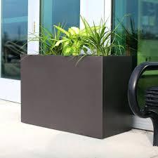outdoor planter modern planter boxes fiberglass planters by jay average rectangular outdoor outstanding 1 outdoor planters outdoor planter