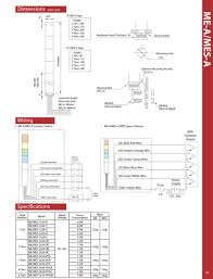 patlite signal tower wiring diagram manual e books patlite wiring diagram at Patlite Wiring Diagram