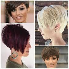 Short Pixie Haircuts For Thick Straight Hair 2019 Short Hair Models