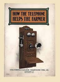 stromberg carlson rural people needed a reliable phone the small companies could not afford a large service crew and the repair staff could have to travel long distances