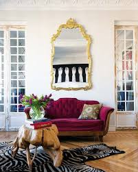 Beautiful Burgundy Accents For Fall Home Decor