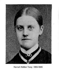 Hannah Holden Tracy (1870-1889) - Find A Grave Memorial