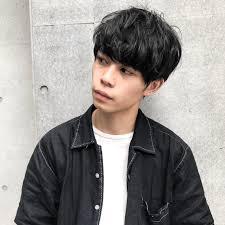 2019最新マッシュメンズ髪型を徹底解説 Canaanカナン