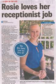 Glennie Old Girl and graduate of 2013, Rosie McGill, was featured ...