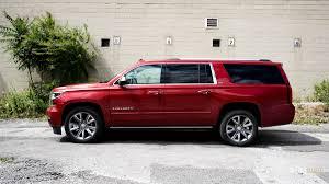 2015 Chevrolet Suburban LTZ Review