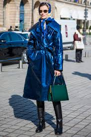 how to wear a patent trench coat best leather trench coats to autumn 2018