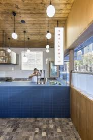 Fish And Chips Design Sans Arc Studio Designs An Off Beat Fish And Chip Bar With A