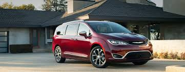 the 2018 chrysler pacifica not your typical minivan or lease now in danbury ct