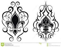 черный королевский комплект иллюстрация вектора иллюстрации